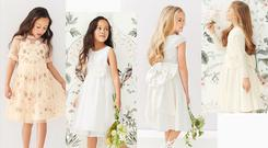Bridesmaid & Flower Girl Collection from Next