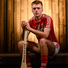 Luke Meade is pictured at the launch of the Bord Gáis Energy GAA Hurling U-21 All-Ireland Championship launch in Dublin today. Follow all the U-21 Hurling Championship action at #HurlingToTheCore Photo: Sportsfile