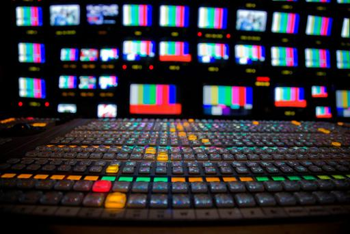 In the past five years, trust in both radio and TV media has continued to grow across Europe. Stock Image