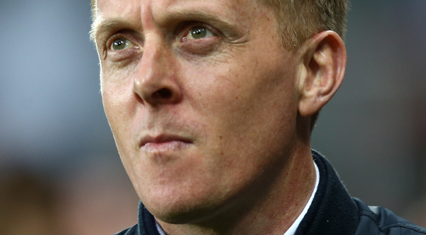 Leeds United manager Gary Monk. Photo: Getty Images
