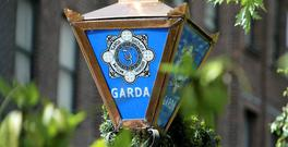 It is An Garda Síochána which has the responsibility to decide on Ireland's threat level. Stock Picture