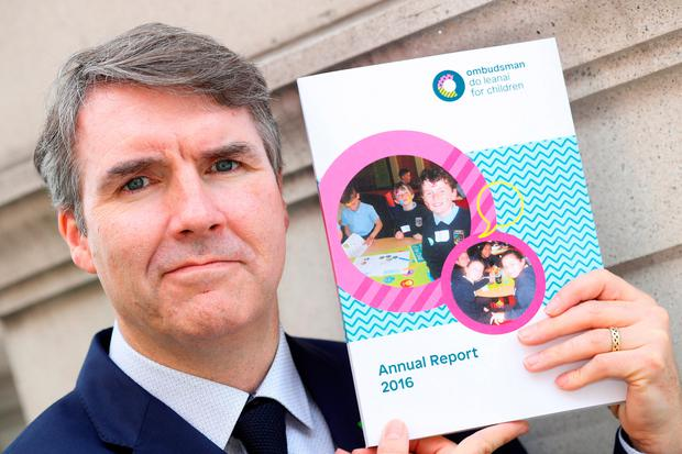 Ombudsman for Children Dr Niall Muldoon. Photo: Maxwellphotography.ie