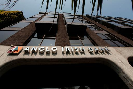 This was the second time that Mr FitzPatrick had been accused of failing to disclose multi-million euro loans to Anglo's auditors. Photo: PA