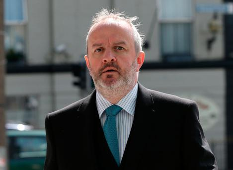 Mr O'Connell joined the Office of the Director of Corporate Enforcement (ODCE) in 2002. Photo: Collins Courts