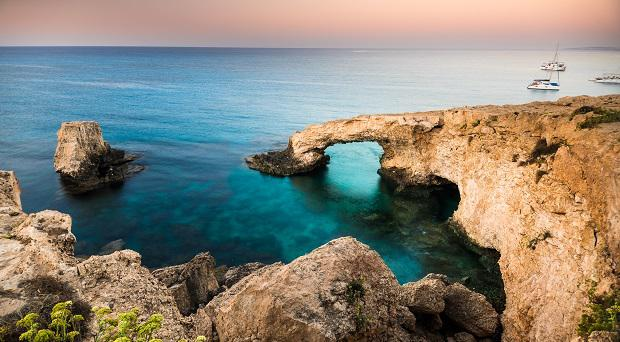 Ayia Napa, just one of the beautiful locations to visit with Cobalt flights twice weekly to Larnaca in Cyprus.