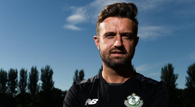 Shamrock Rovers' Sporting Director Stephen McPhail. Photo: David Maher/Sportsfile