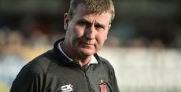 Dundalk boss Stephen Kenny. Photo: David Maher/Sportsfile
