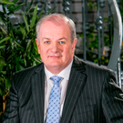 Dragons' Den investor Gavin Duffy
