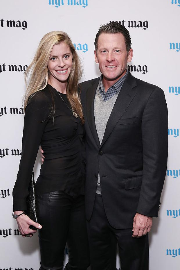 Lance Armstrong Pops The Question To Girlfriend Of 10