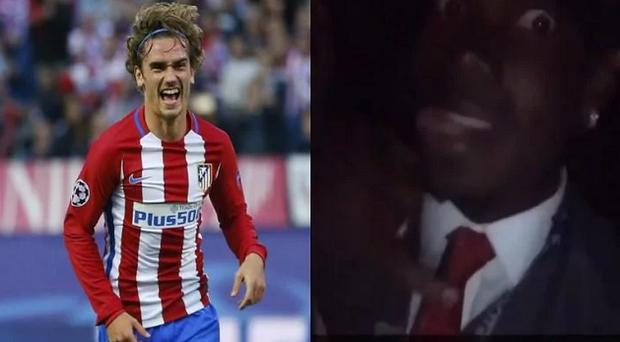 Antoine Griezmann transfer to Manchester United: Could it happen this summer? CREDIT: REUTERS / INSTAGRAM