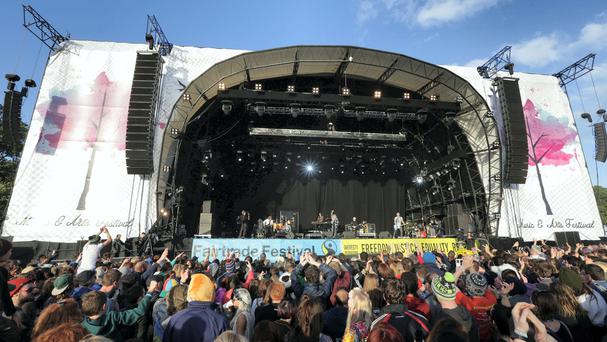The Electric Picnic Music festival in Stradbally, Co. Laois. Photo: Damien Eagers