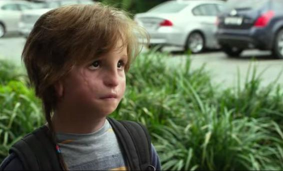 Jacob Tremblay in Wonder