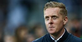 NEWCASTLE UPON TYNE, ENGLAND - APRIL 14: Gary Monk former manager / head coach of Leeds United during the Sky Bet Championship match between Newcastle United and Leeds United at St James' Park on April 14, 2017 in Newcastle upon Tyne, England. (Photo by Robbie Jay Barratt - AMA/Getty Images)