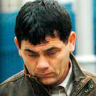 Gerry 'The Monk' Hutch who is trying to dodge a cartel hitman