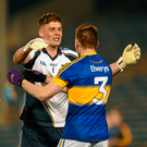 ipperary goalkeeper Evan Comerford and Jimmy Feehan