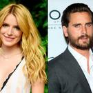 Bella Thorne and Scott Disick. Images: Getty