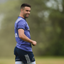 22 May 2017; Conor Murray of Munster during Munster Rugby squad training at the University of Limerick in Limerick. Photo by Diarmuid Greene/Sportsfile
