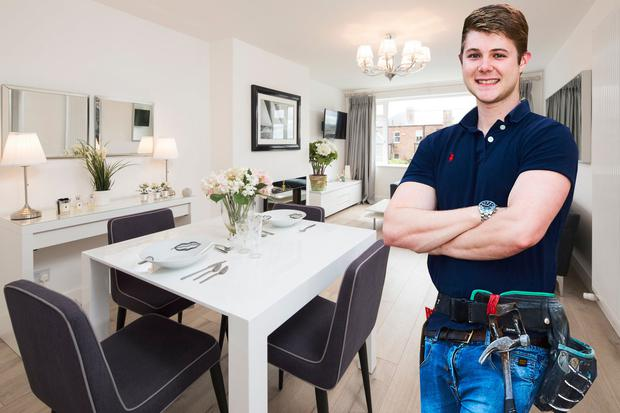 Could Sebastian Connolly-Lax be Ireland's youngest property developer?