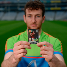 Galway's Pádraic Mannion at the Cúl Heroes 2017 Trading Card and Magazine launch in Croke Park. Photo: Sportsfile