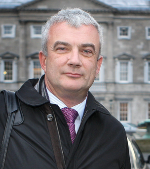 Dónal Clancy, Managing Director of Laya Healthcare