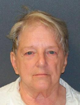 Genene Jones, 66, is pictured in Texas in this undated handout photo obtained by Reuters