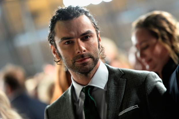 Aidan Turner attends the National Television Awards on January 25, 2017 in London, United Kingdom. (Photo by Jeff Spicer/Getty Images)