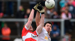 'Tyrone have a chance of winning the Ulster title. Derry have none'. Photo: Sportsfile