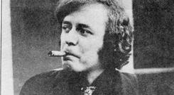 Belfast poet and playwright Stewart Parker