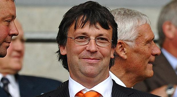 Blackpool Football Club chairman Karl Oyston and his wife had been the subject of online abuse after their handling of the club. Photo: Getty
