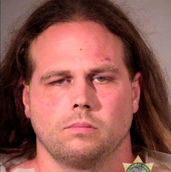 Jeremy Joseph Christian, 35, of North Portland, Oregon Photo: Portland Police Bureau/Handout via REUTERS
