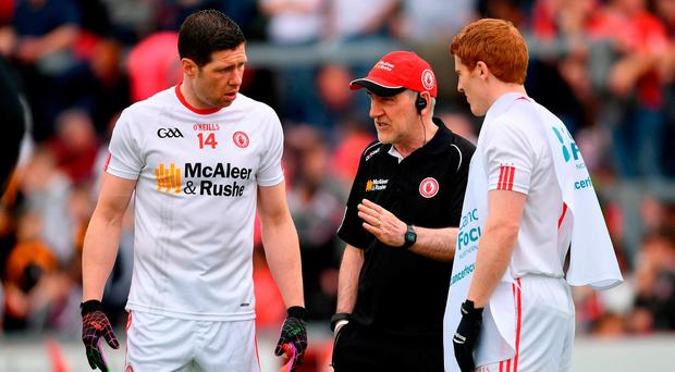 Mickey Harte: 'The Ulster final last year was as good a game as I have been involved in'
