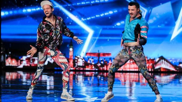 Lords of Strut on Britain's Got Talent