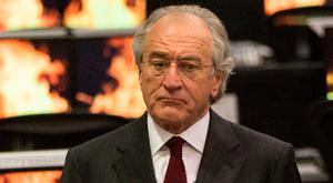 Robert De Niro as Bernie Madoff in 'Wizard of Lies'