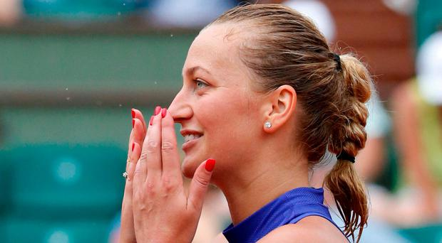Kerber ousted in first round French Open
