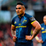 'Aside from Francis Saili (pictured) – who, injury allowing, has been unfairly treated all season – Andrew Conway, and to a lesser extent Conor Murray, the rest weren't mapped.' Photo: Sportsfile