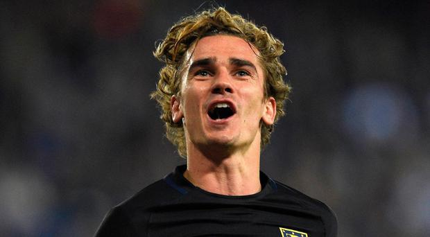 Cerezo expects Griezmann to lead the line at their new Wanda Metropolitano Stadium next season. Getty