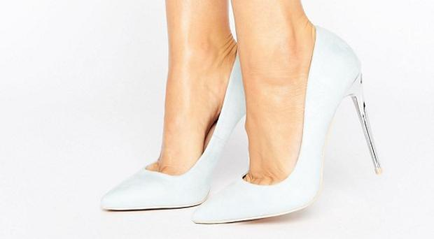 2cf40a8489bf Budget bride s style  17 stunning wedding shoes under €70 ...