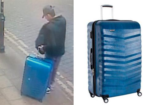 Salman Abedi. Picture: Greater Manchester Police