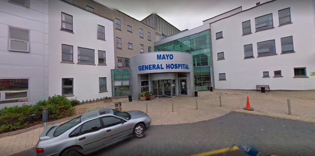Mayo Hospital. Picture: Google Maps