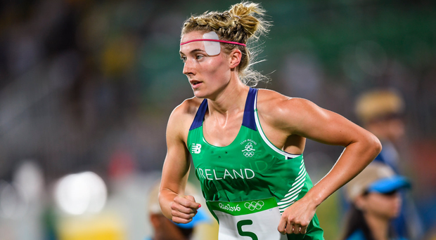 Natalya Coyle of Ireland. Photo by Ramsey Cardy/Sportsfile