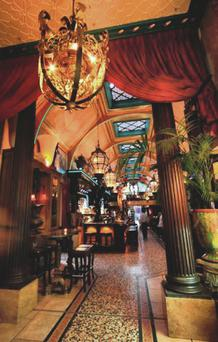 Café en Seine in Dublin, one of the establishments which is owned by The Mercantile Group