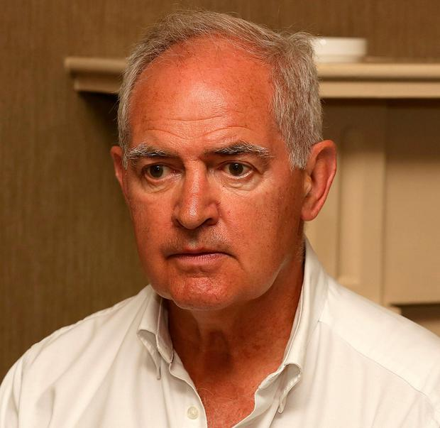 Dr Peter Boylan: decision is a brave one. Photo: Tom Burke