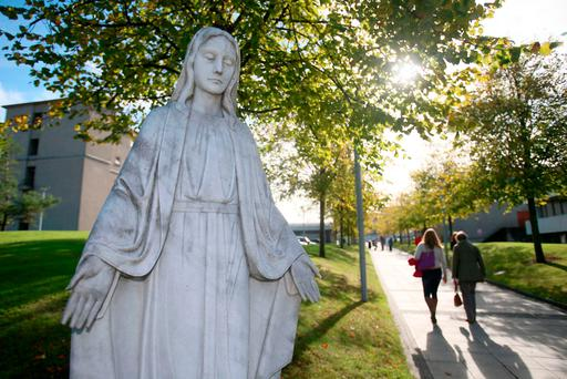 The Order of the Sisters of Charity is to receive a multi-million euro settlement as part of its exit from the St Vincent's Hospital complex. Photo: PA