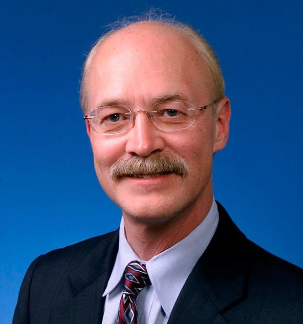 Dale Boger, co-chair of TSRI's Department of Chemistry