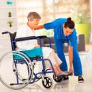 There is also a growing pattern of elderly people needing the assets in their estate to pay for their care into old age. (Stock picture)