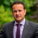 Mr Varadkar says councils should be allowed vary the tax rate by more than the 15pc currently allowed. Photo: James Connolly