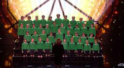 St Patrick's choir
