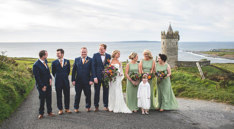 Married In Doolin: A Magical, Musical Irish Wedding In The
