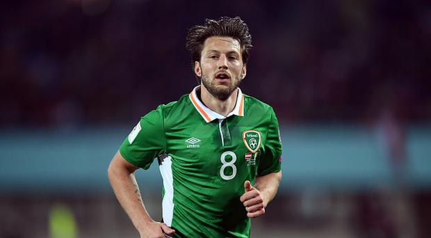 Harry Arter of Ireland