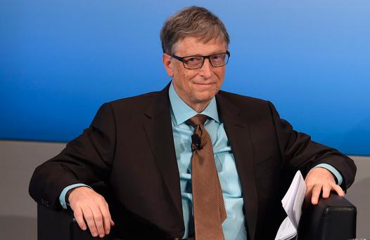 Microsoft founder Bill Gates Picture: Getty